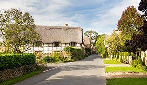 Cotswold Way village