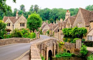 Cotswold Village view