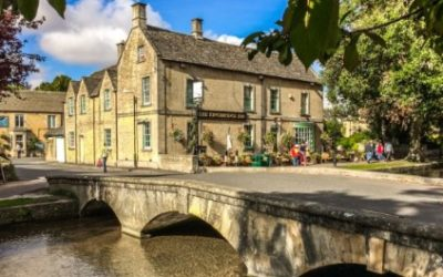 Cotswold hiking holiday Bourton on the Water