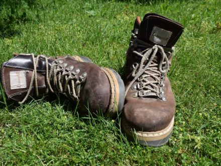 Cotswold Hiking Holiday hiking boots