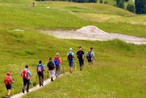 Cotswold Way group