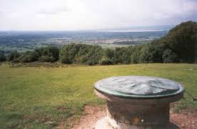 Cotswold Way Haresfield Beacon