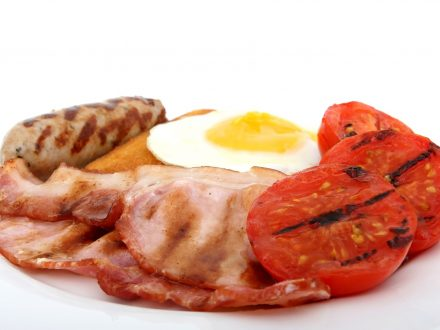 Cotswold Way cooked breakfast