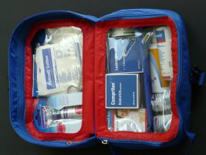 Cotswold Way Accessories guide small first aid kit