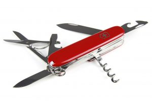 Cotswold Way Accessories guide swiss army knife