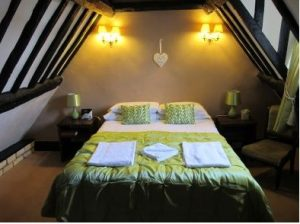 Cotswold Way accommodation double room