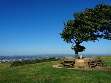 Cotswold Way Cleeve Hill