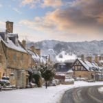 cotswold way christmas card