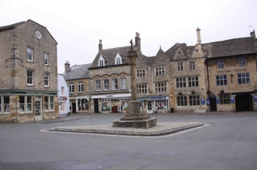 Stow market square