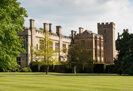 Cotswold Walking Co Sudeley castle