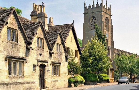 Cotswold Walking Co Winchcombe Church