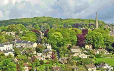 Painswick view