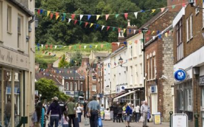Cotswold Way Dursley Town Centre